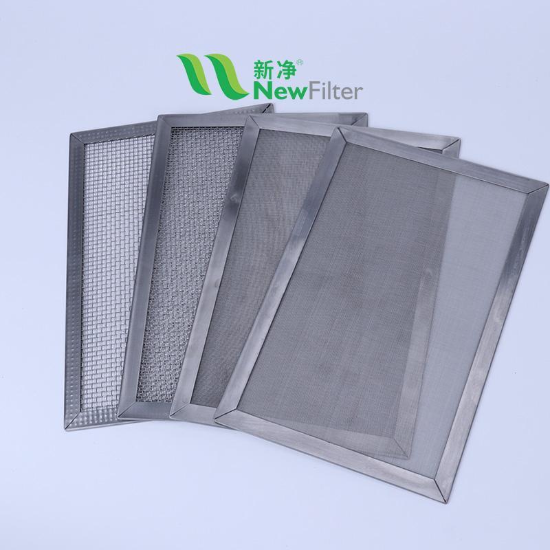 不锈钢包边丝网