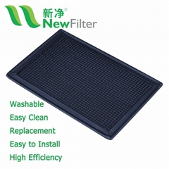 Washable Nylon mesh air pre filter Chiller dust collecter