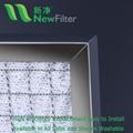 棉不鏽鋼混織淨化過濾網 1