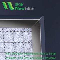 棉不锈钢混织净化过滤网