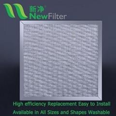PP不鏽鋼混織空氣淨化過濾網