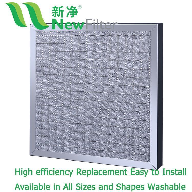 PP不鏽鋼混織空氣淨化過濾網 3