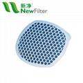 Hair dryer Haircutter clipper Nylon Mesh Filter 5