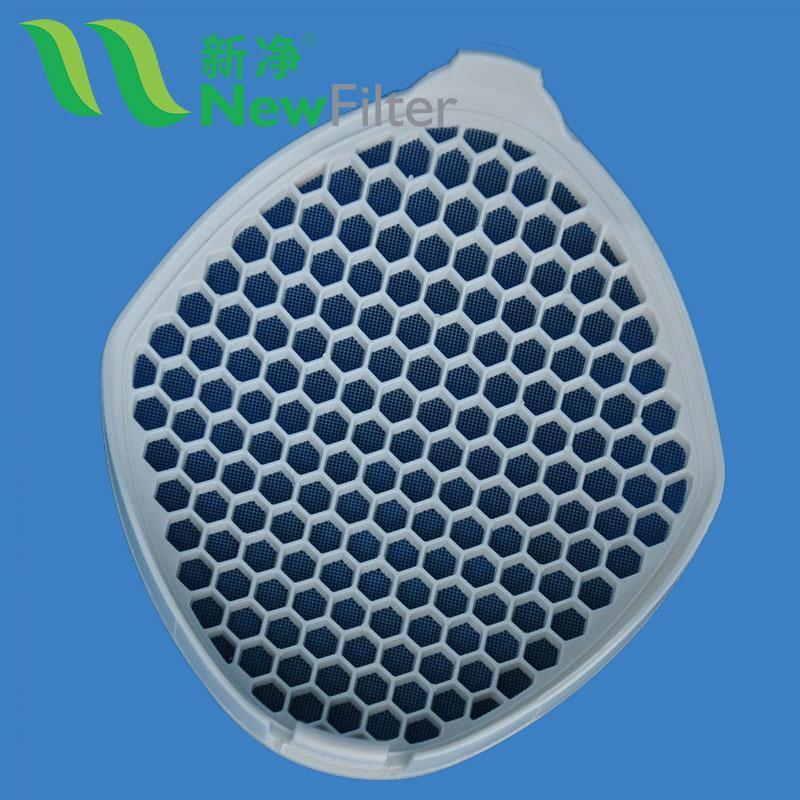 hair dryer PET monofilament wire mesh