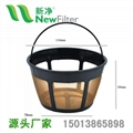 coffee filter size