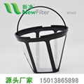 Permanent Nylon Mesh Coffee Filter Tea Filter Basket NF005 3