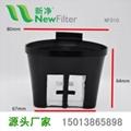 尼龍網咖啡過濾網小杯咖啡機配件網籃過濾器NF010