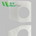 Nylon mesh Laser Cutting welding 3