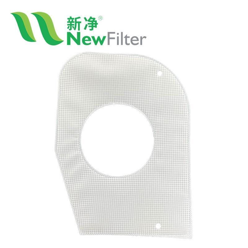 Nylon mesh Laser Cutting welding 5