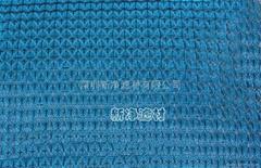 Blue air filter
