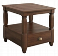 3PCS Living Room Shell-handle Drawer Coffee Sofa Table Chest