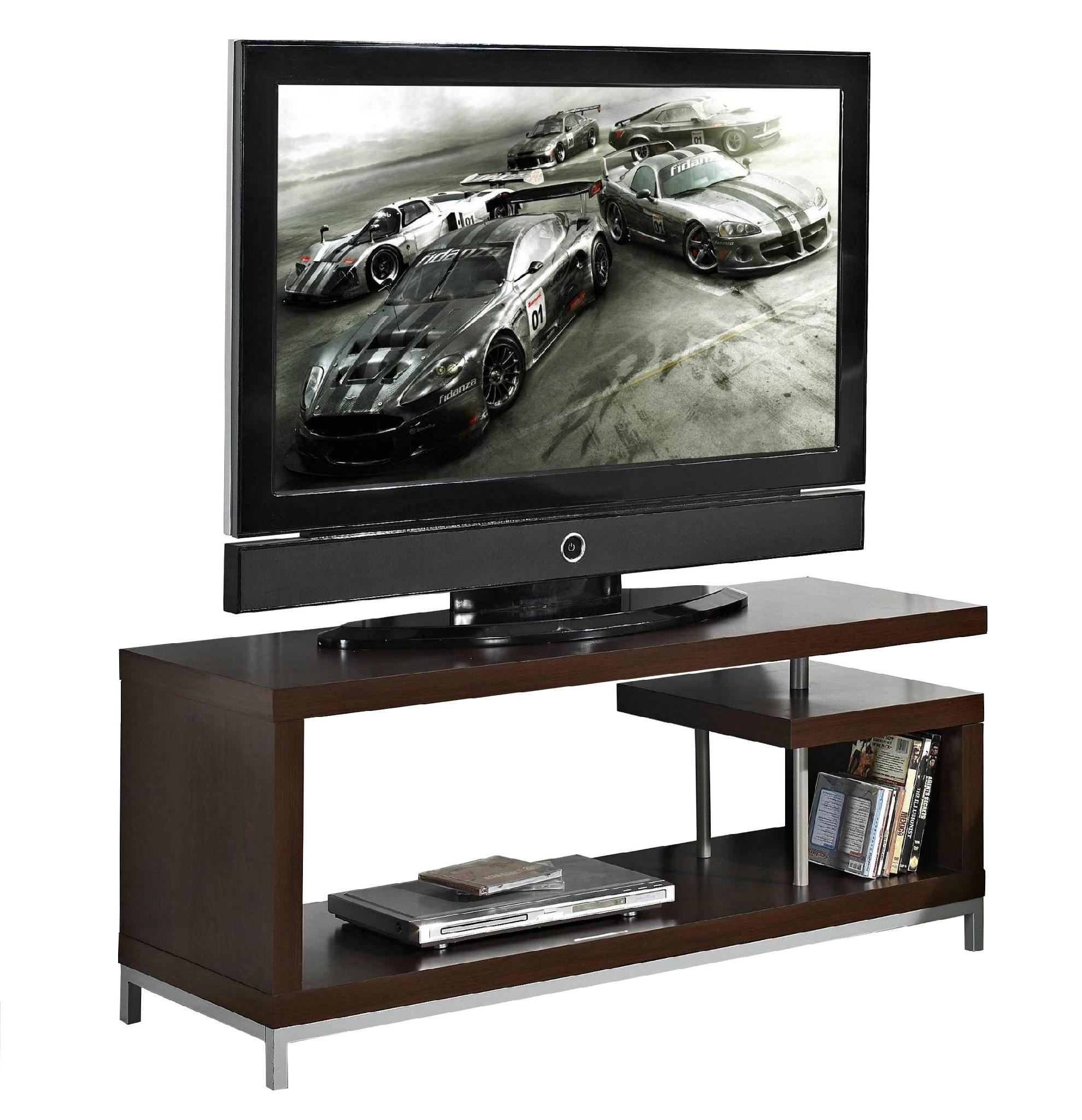 45 inch Wooden Grey Reclaimed LCD TV Table Stand 7
