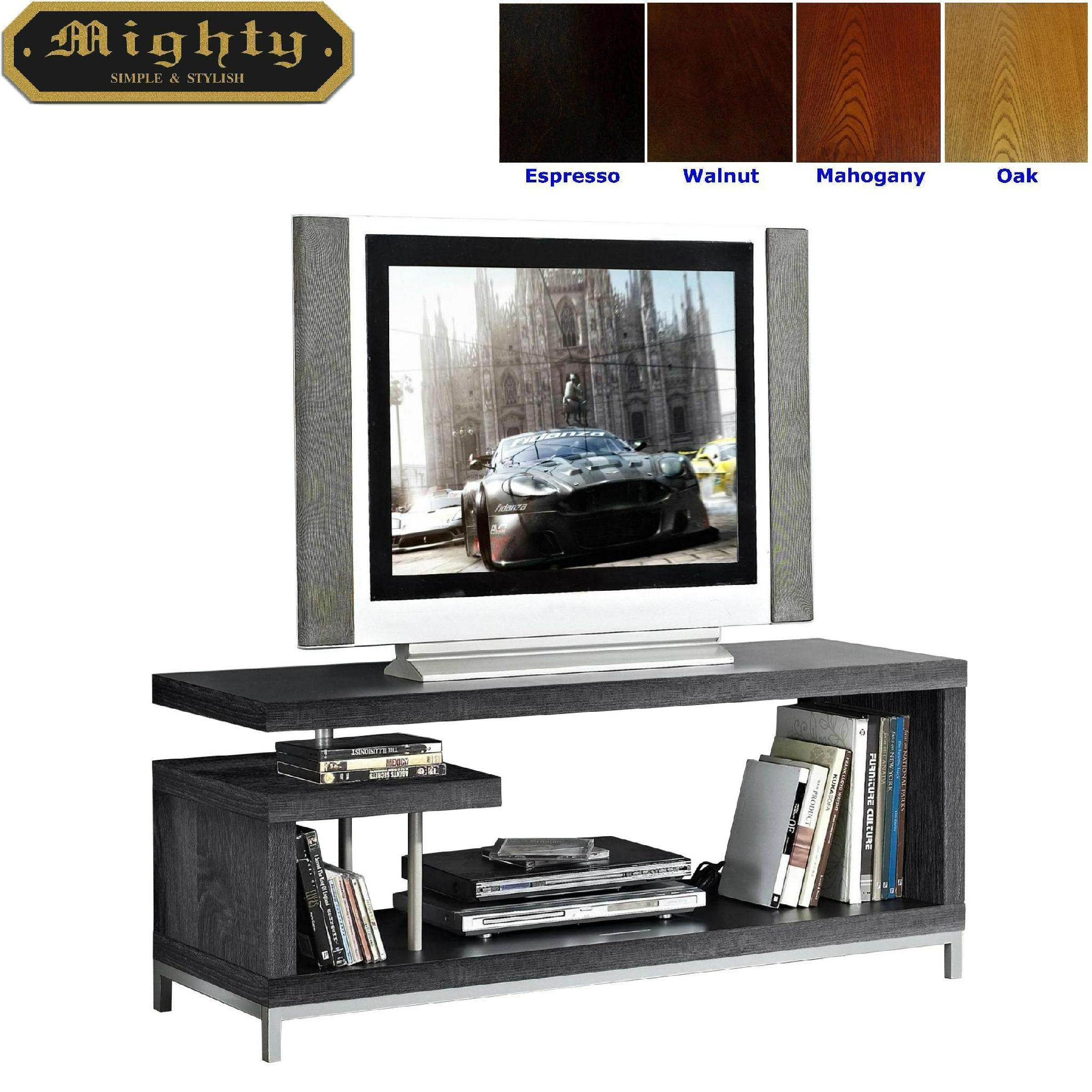 pretty nice f41cf 758fc 45 inch Wooden Grey Reclaimed LCD TV Table Stand - WD ...
