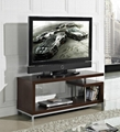 45 inch Wooden Grey Reclaimed LCD TV Table Stand 6
