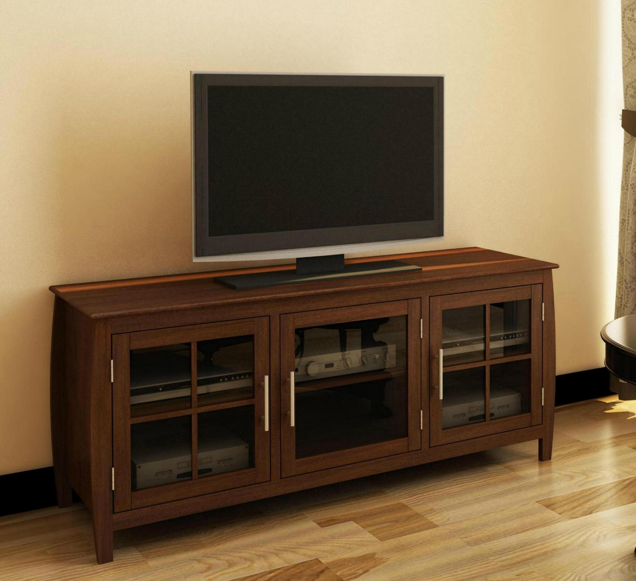 Genial ... 60 Inch Two Mullion Glass Doors Modern TV Cabinets AV Cabinets 2 ...