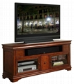 Wooden Vintage Cherry TV Stands 60 inch