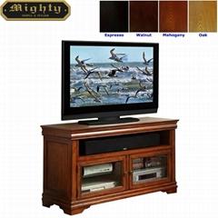 Wooden Vintage Cherry TV Stand 50 inch