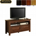 wooden vintage cherry wood long tv stand 70 inch wd 3935 mighty