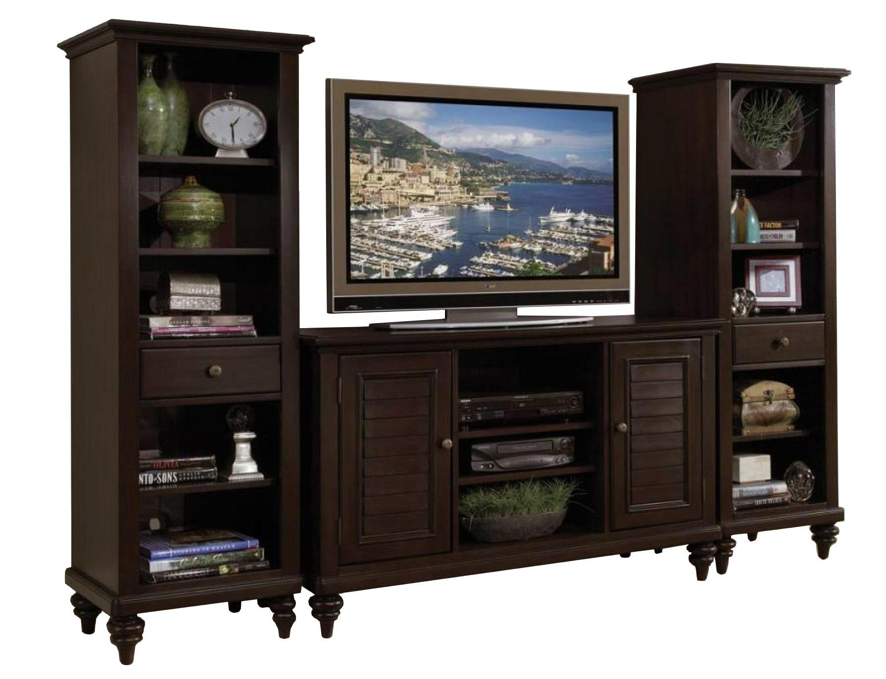 home theater cabinet home theater espresso entertainment center audio 16554