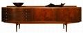 72 inch Walnut Mid Century Modern Sideboard