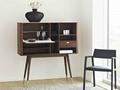 Walnut Dinning Room Danish Sideboard Cabinet