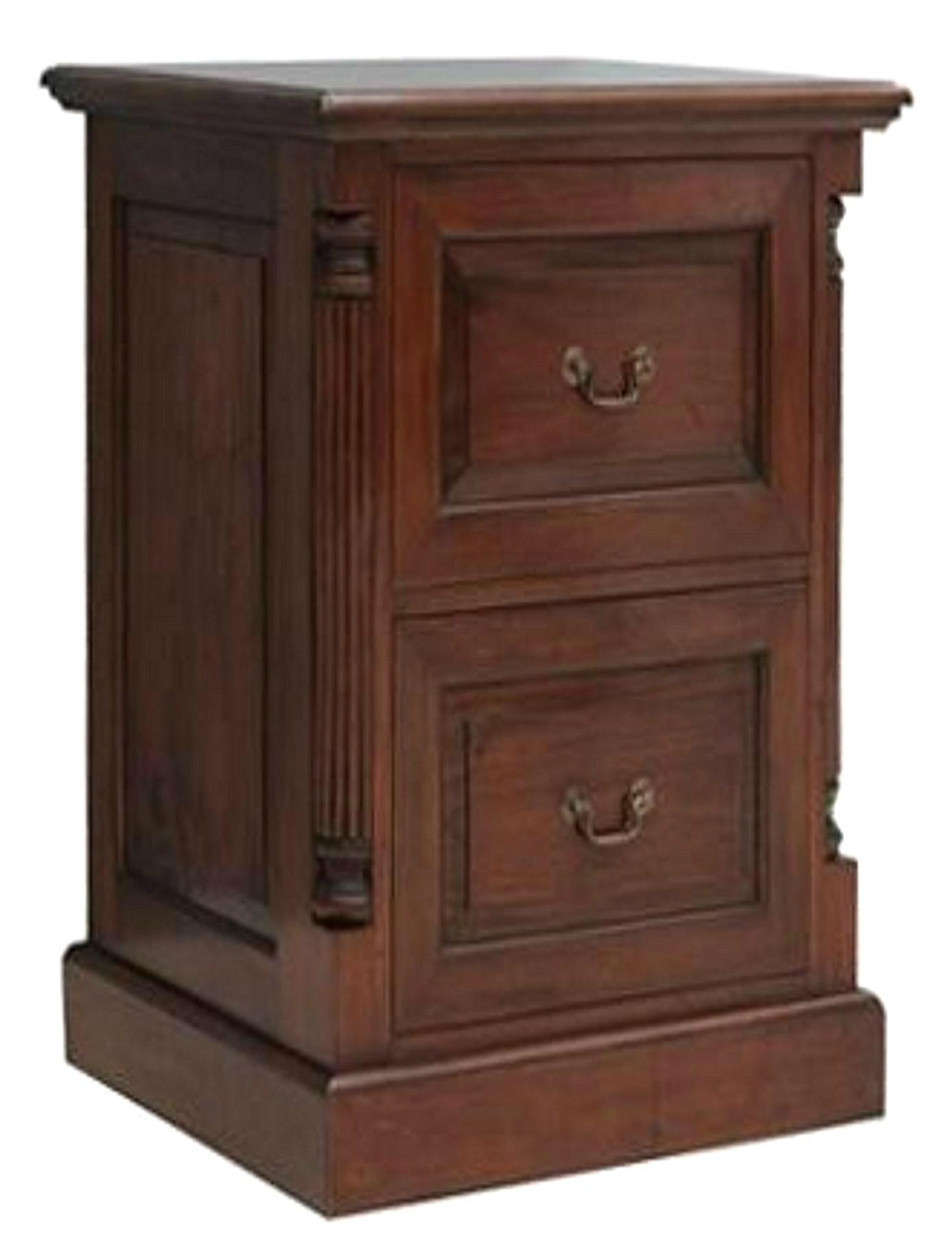 cherry filing cabinet classic antique cherry 2 drawer filing cabinet wd 13499