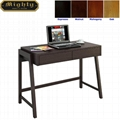Modern Classroom Desks ~ Wooden modern secretary student desk with drawers wd