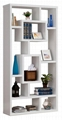 Free Standing Wooden Display Decorative Shelves