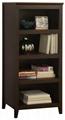 Espresso 4 Shelf 5 Shelf 6 Shelf bookcase Furniture