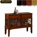 Kitchen Console Cabinet Vintage Buffet Bar Tables - WD-3675 - Mighty ...