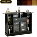 Dining Room Wine Storage Kitchen Bar Islands Table
