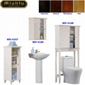 Bathroom Over Toilet Shelving Cabinet &