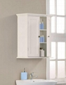 Bathroom Over Toilet Shelving Cabinet & Linen Tower