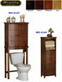Bathroom Floor Cabinet & Over Toilet Storage Cabinet