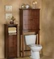 Bathroom Floor Cabinet & Over Toilet Storage Cabinet
