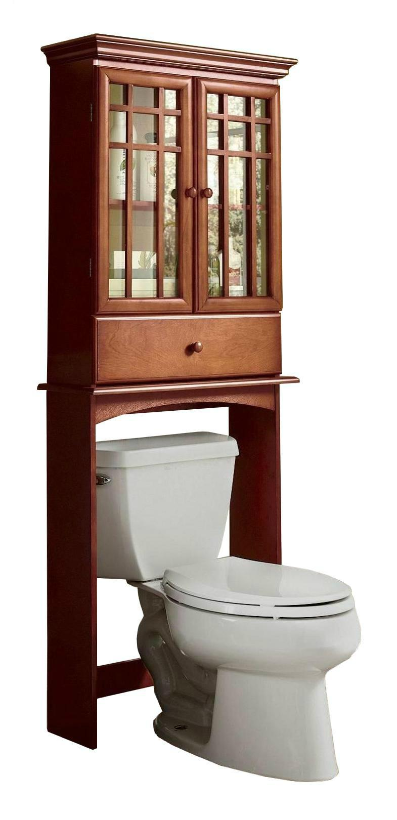 Bathroom Shelving Unit Amp Space Savers Over The Toilet