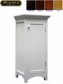 One Door Bathroom Linen Closet Modern Bathroom Ideas