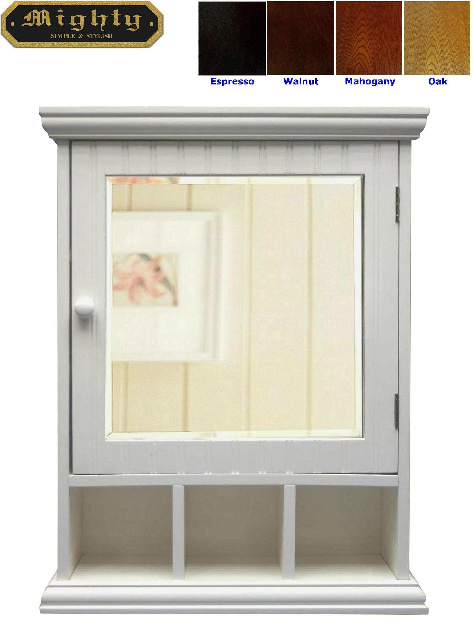 wooden 3 cuddy bathroom medicine mirror cabinet wd 1901 mighty taiwan manufacturer. Black Bedroom Furniture Sets. Home Design Ideas
