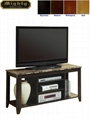 48 inch Marble Top Flat Screen Modern TV Media Stand
