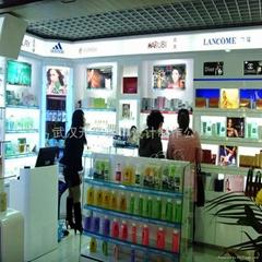 武汉化妆品专卖店展柜设计制作