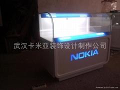 武漢手機櫃台製作