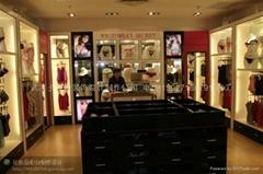 武漢內衣專賣店櫃設計