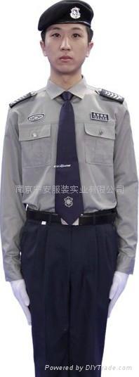 2011式保安长袖衬衫 1