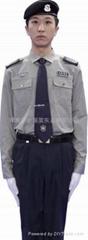 2011式保安长袖衬衫