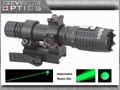 Vector Optics Magnus Green Laser Designator Flashlight Sight with Barrel Mount