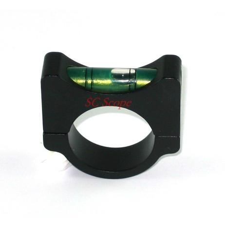 30mm / 1 Inch Anti Cant Device Rifle Scope Mount Ring  1