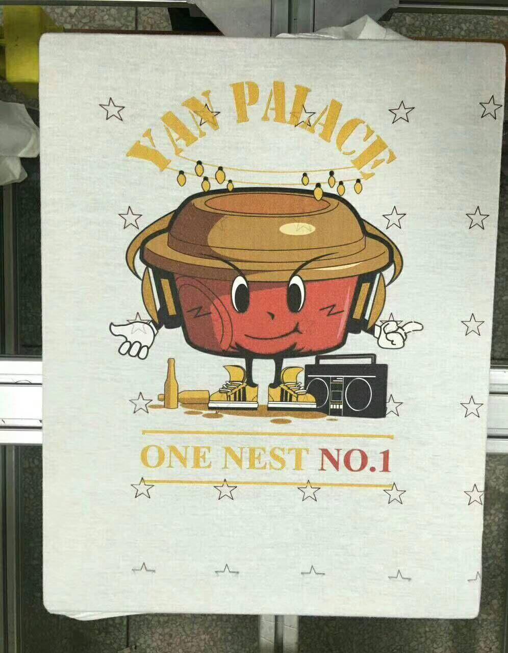 福州数码印花厂直喷热转印 4