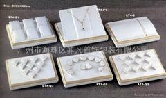 Jewellery display of props