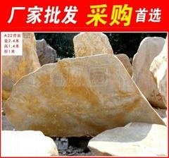 广东陆河大型黄蜡石a22