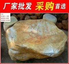 广东清远大型台面石